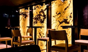 the Onyx Room at inamo Covent Garden