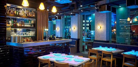 quality design c6a71 4fd0c inamo restaurant london